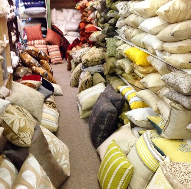 Cushion Selection