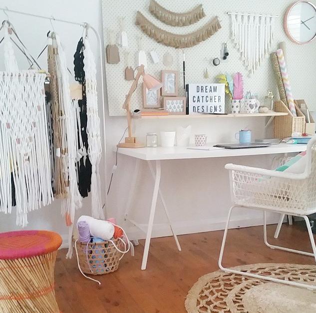 Jessi's studio