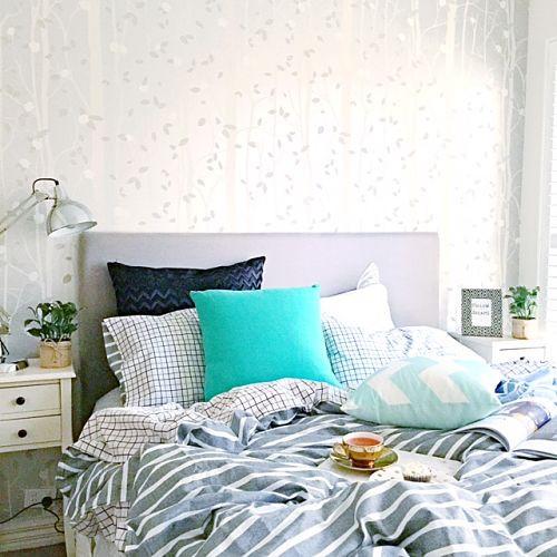 Yvettes Bedroom for Super Amart