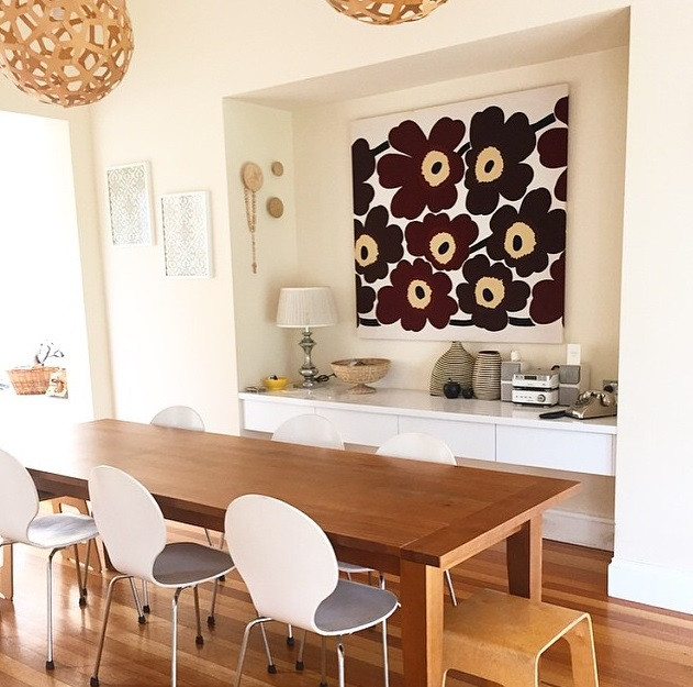 Sarah's Dining Area