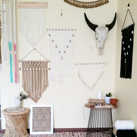 Collection of Wall hangings