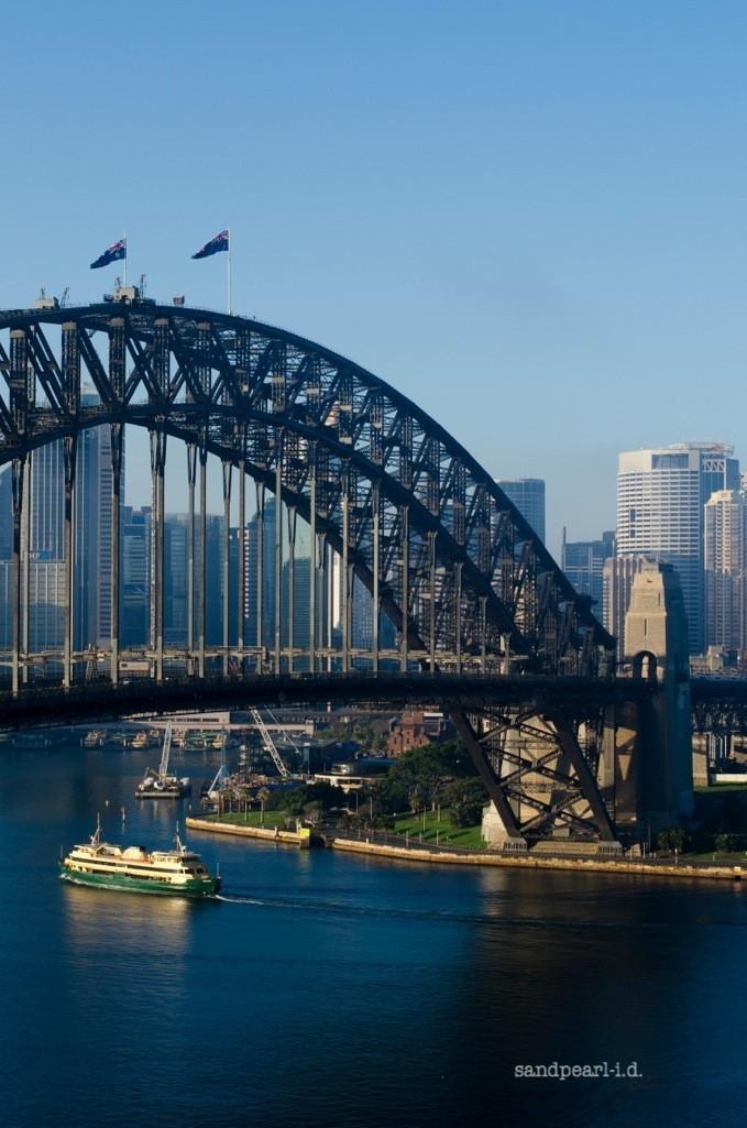 Sydney by Trina