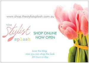 The Stylist Splash Shop