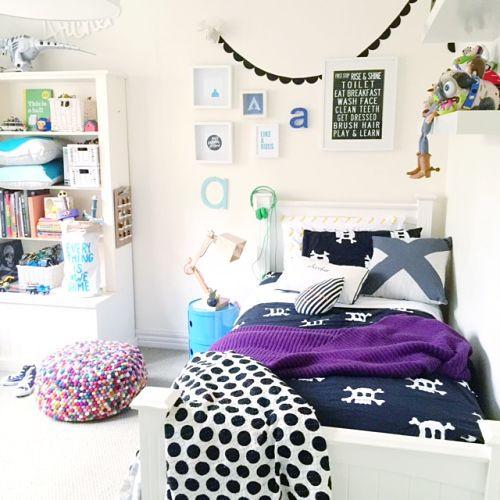 Archer's Bedroom