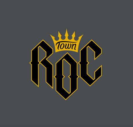 ROC Town Logo