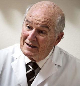 Antonio García García, fundador del Congreso Nacional de Estudiantes de Medicina