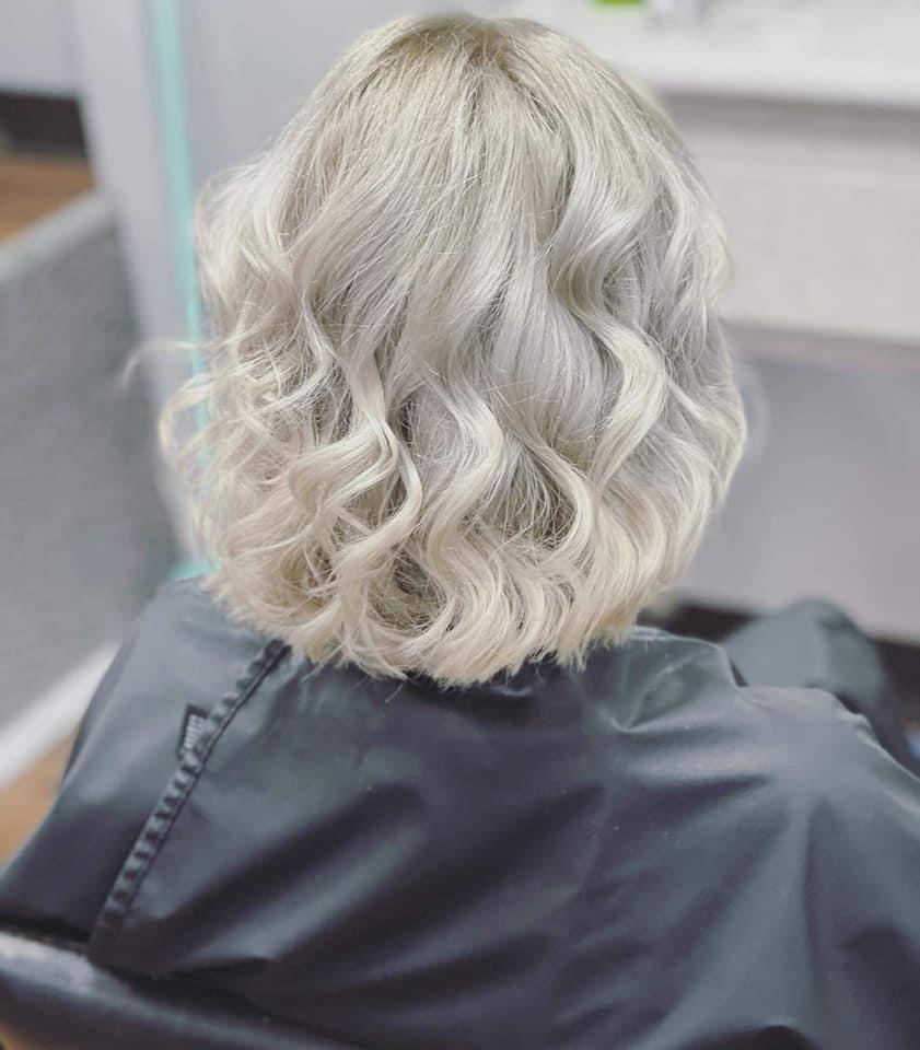 ash hair (kayla)