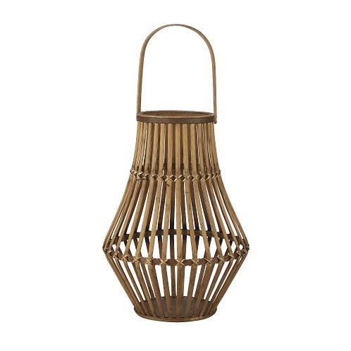 "16.5"" Bamboo Lantern"