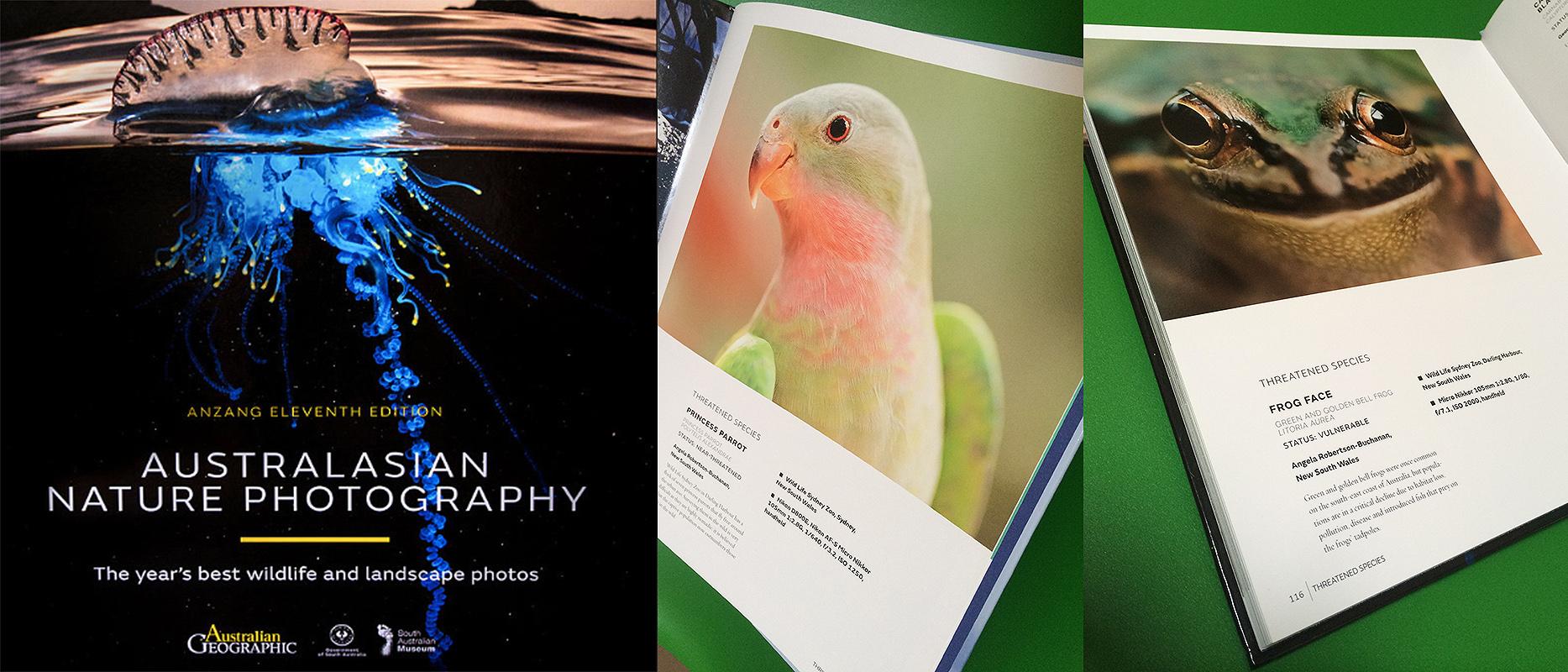Australian Geographic Book