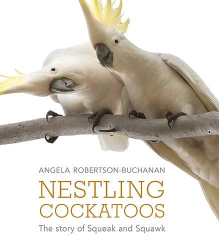 Nestling Cockatoos