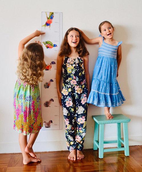 Bonny, Children's Height Chart