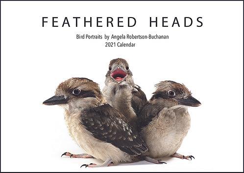 Feathered Heads - 2021 Calendar