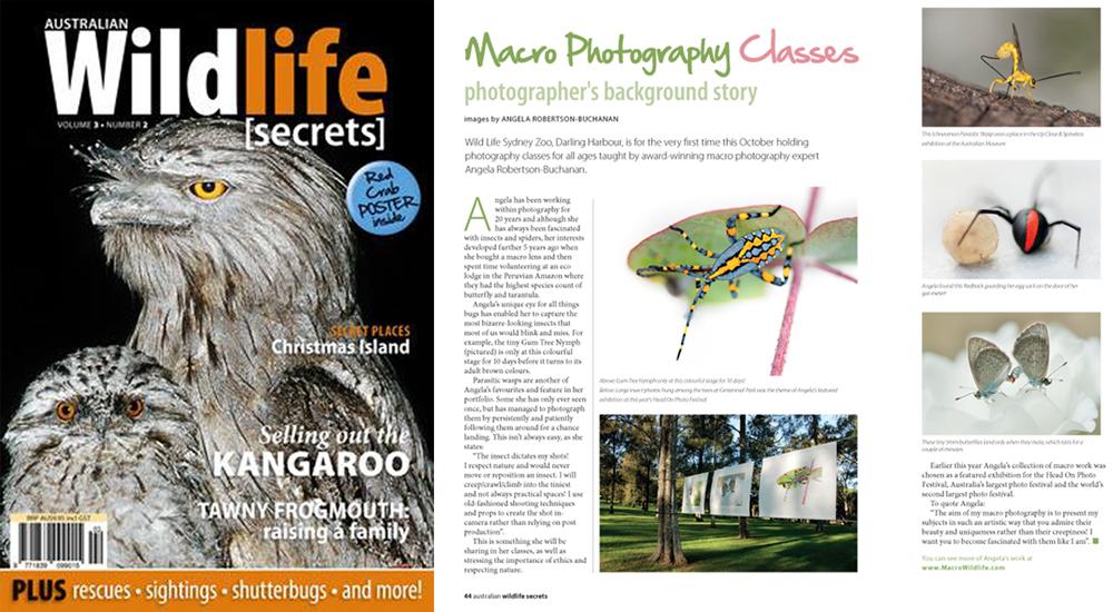 Australian Wildlife Secrets Magazine