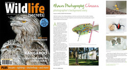 Australian Wildlife Secrets Magazine