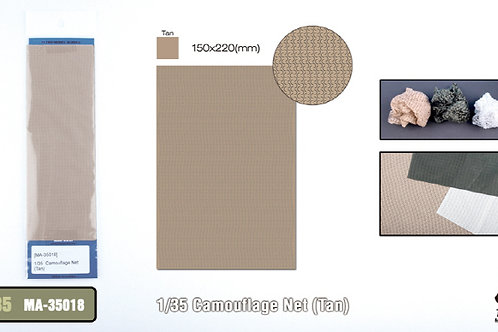 1/35 Camouflage Net (Tan) 150x220mm*