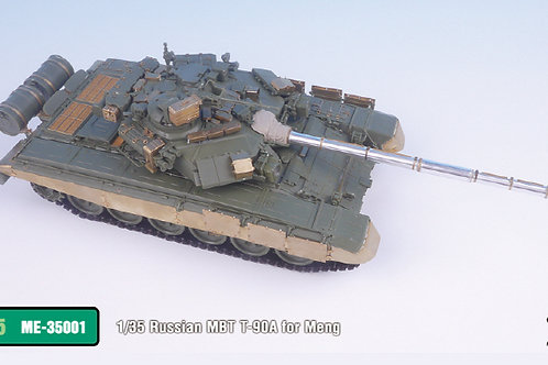1/35 Russian MBT T-90A for Meng