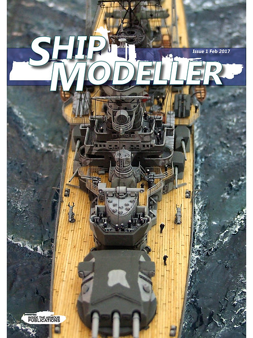 Ship Modeller Issue 1 PDF