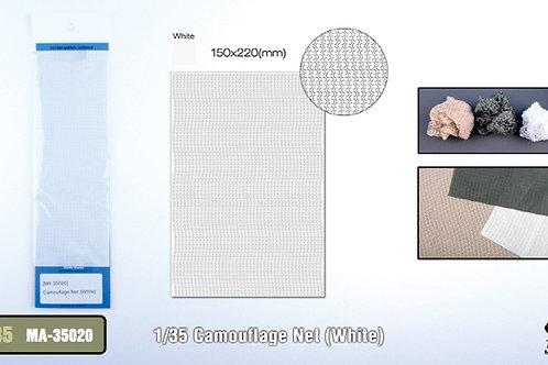 1/35 Camouflage Net (white) 150x220mm*