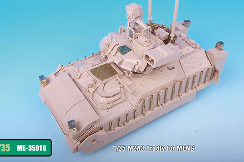 PE Upgrade for the 1/35 M2A3 Bradly from MENG