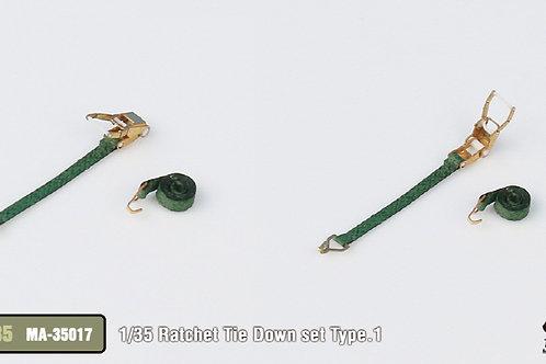 1/35 Ratchet Tie Down set Type.1