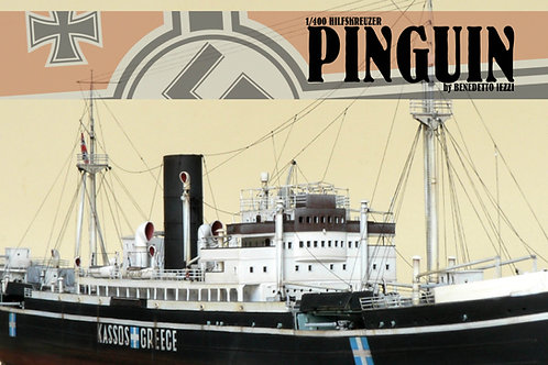 Pinguin by Benedetto Iezzi, free download