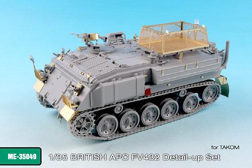 1/35 British APC FV432 MK.2/1 Detail up set for Takom*