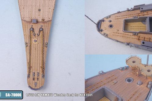 1/700 IJN YAMATO Wooden Deck for Fujimi NEXT001