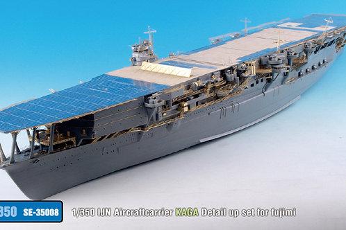 1/350 IJN Aircraftcarrier Kaga Detail up set for fujimi