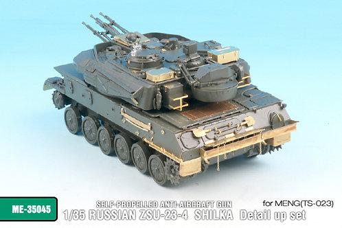 1/35 Russian ZSU-23-4 Shilka Detail up set for Meng