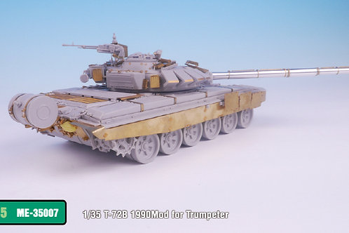 PE Upgrade for the 1/35 T-72B 1990Mod from Trumpeter