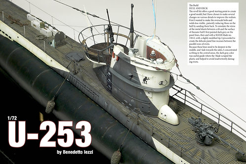 U-253 by Benedetto Iezzi free download
