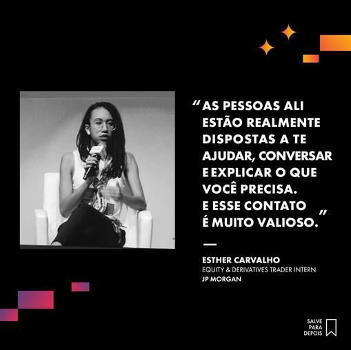 Crias do WI - Esther Carvalho