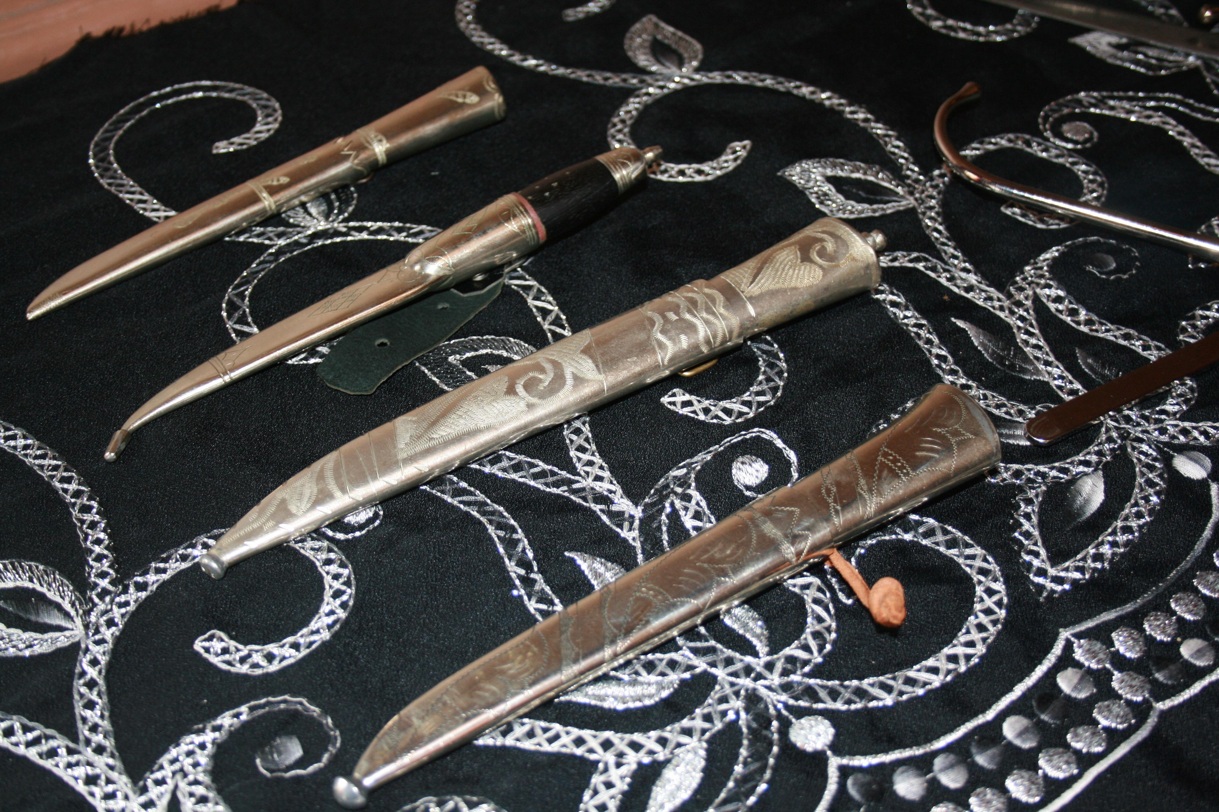 Knivutställning