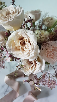 Beautiful Textural Blush Bridal Bouquet / wedding flowers / Alberta wedding / spring wedding / pretty wedding details / Floral & Field / Calgary Wedding Flowers / Bridal Flower Bouquet /banff flowers / bouquet flower for bride
