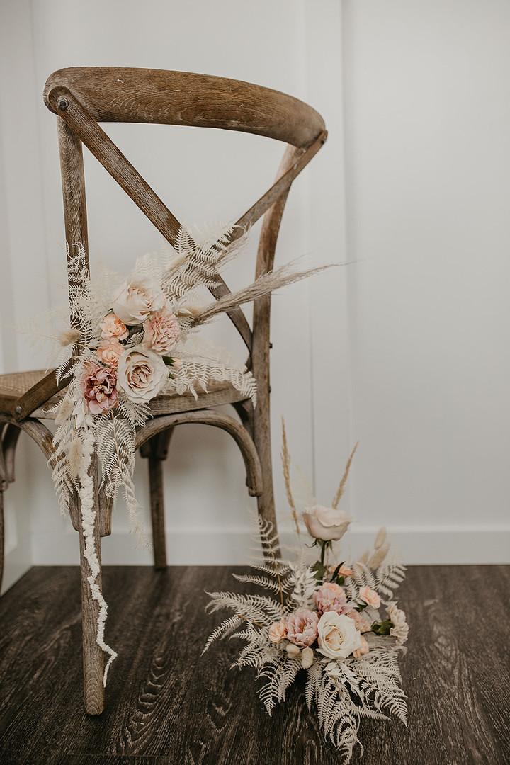 Floral & Field Wedding Decor