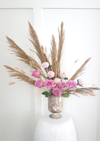 Floral & Field Flower Arrangement