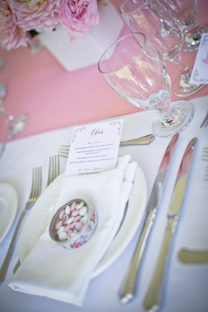 Floral & Field Wedding Tablescape