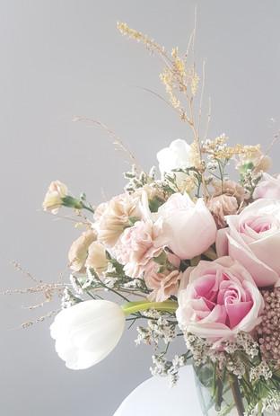 Floral & Field Bridal Bouquet