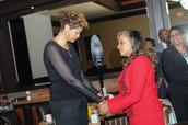 Praying Marva Hanks Motivational Speaker