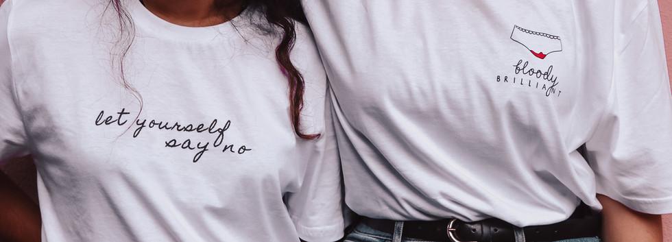 She Shirts Photoshoot