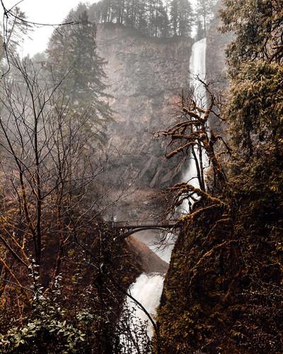Multonomah Falls, Portland