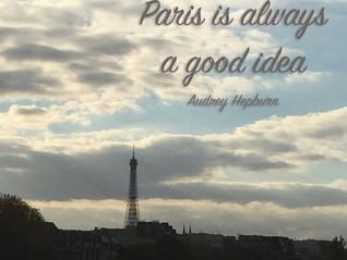 מעצבת קירחת בפריז
