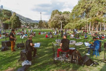 Projeto Musica Instrumental no Parque
