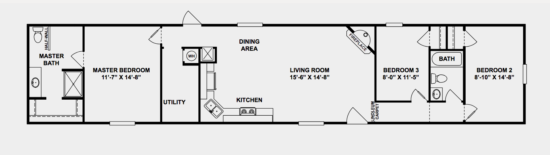Fulton Floorplan
