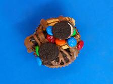 Cookie Monster Top