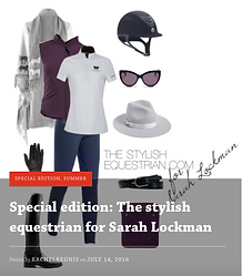 Sarah Lockman Dressage Horses