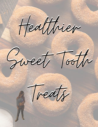 3b. Healthier Sweet Tooth Treats Graphic