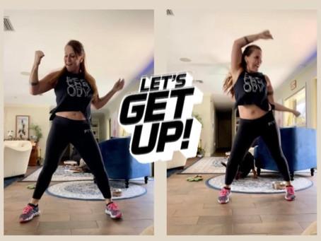 New Program Alert: Let's Get Up