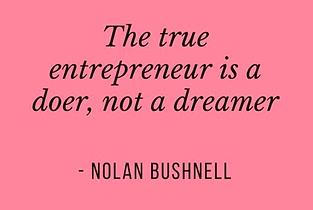 Nolan Bushnell | Female Entrepreneur