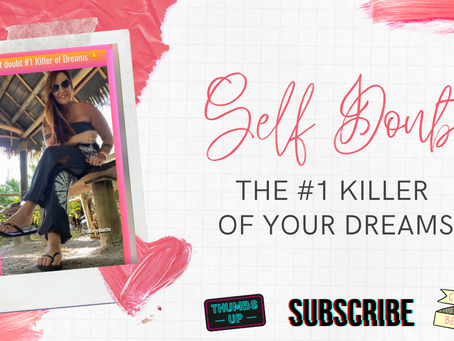 👉Self Doubt Is The #1 Killer Of Your Dreams 😯